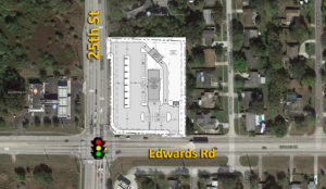 Edwards Rd and 25th St – Fort Pierce, FL (LEASED)
