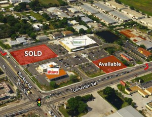 Ulmerton and Starkey Outparcel to Wal-Mart – Largo, FL