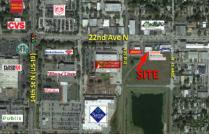 22nd Ave Retail – St. Petersburg, FL (LEASED)