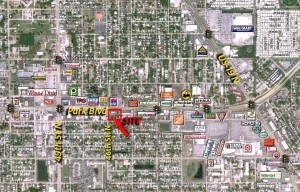 Park Blvd & 46th St – Pinellas Park, FL  (LEASED)